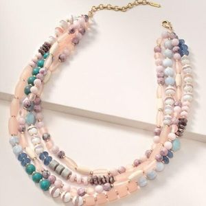 Stella & Dot Brix Statement Necklace